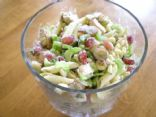 Chicken & Grape Pasta Salad