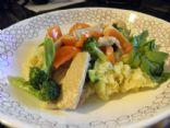 Green Thai Curry (paleo)