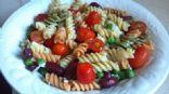 Rotini & Kidney Bean Salad