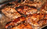 Jamacian Jerk Chicken