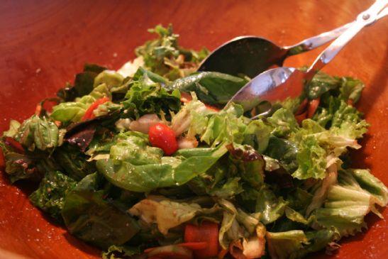 Mo's Dinner Salad