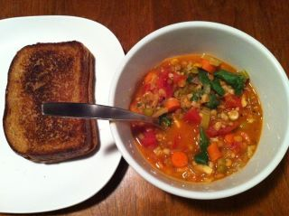 Coach Nicole's Cold Weather Vegi Stew
