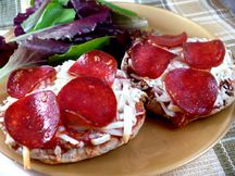 Perfect Pepperoni Pizza