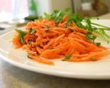 Israeli Carrot Salad