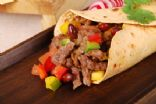 BBQ Steak Wrap