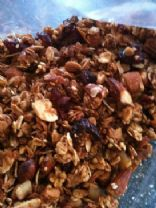 Hearty & Healthy Homemade Granola