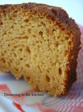 Diet Soy flour Cake