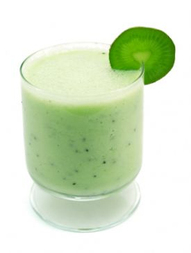 Kiwi Lime Energy Smoothie