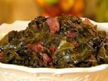 Pork Neck Bones & Mustard Greens- Down Home Recipe