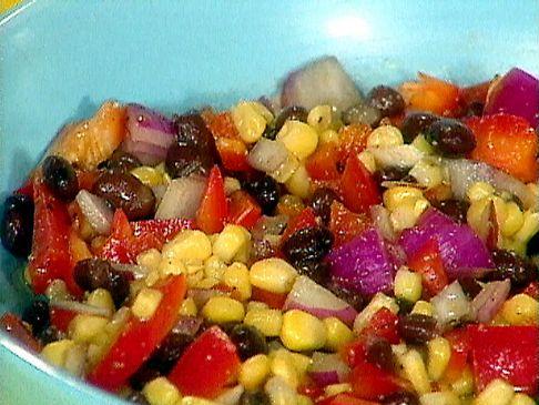Corn Black Bean Salad