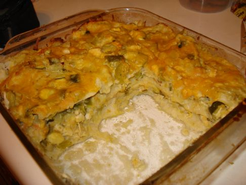 introduction enchiladas suizas are a chicken and cheese enchilada ...