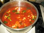 Sandy's Winter Vegetable Soup
