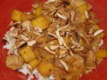 Ginger Mango Chicken