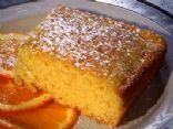 Schiacciata Alla Fiorentina (Florentine Carnival Cake)