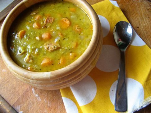 yellow split pea soup yellow split pea soup the yellow split pea soup ...
