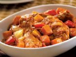 West Indian Chicken and Squash Recipe