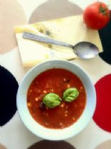 French Tomato and Bean Soup