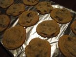 Toll House Cookies Package Recipe - Without nuts
