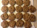 Pb2 banana oatmeal cookies