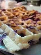 Jiffy Blueberry Pancakes or Waffles