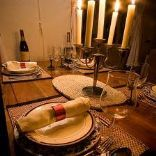 ~28~ Wine & Cheese Party- Buffet Table & Dinner Table