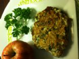 MAKEOVER: AMAZING Tuna Patties- Healthy and Flavor-full (by ALEX1320)