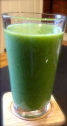 Green Apple Avocado Smoothie