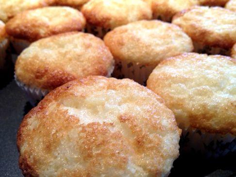 Pineapple Angel Cupcakes