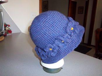 Chemo caps, knit&crotchet on Pinterest | 28 Pins