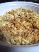 Crock Pot Pumpkin Oatmeal