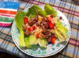 Fruited Lamb Salad