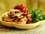 Black Bean Quesadilla (Skinny Chef)