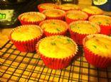 Diet Soda Funfetti Cupcakes