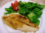 Almond Fish Salad