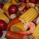 Beaufort Boil ~ Traditional Gullah Seafood Recipe