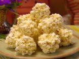 Honey Popcorn Balls