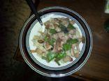Chicken and Veggie Stir fry
