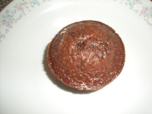 Betty Crocker - Low-Fat Fudge Brownie w/Oatmeal, raison, MRM Protein (18 muffins/7g Protein/194.6calories)