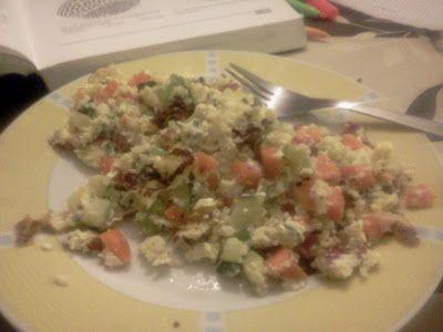 3C's omelet