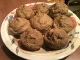 Flax-n-Pumkin Muffins
