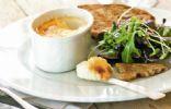 Parmesan Custard Pots