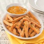Spicy Baked Sweet Potato �Fries�