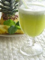 Pineapple/Mint Juice