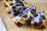 Georgie's Heavenly Blueberry Lemon Pound Cake (Paleo, gluten free, dairy free)