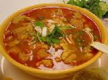 Menudo Rojo (Tripe Soup)