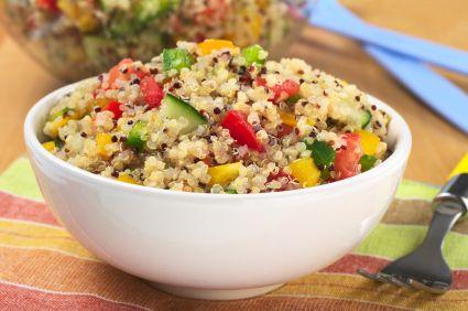 Healthy quinoa recipes pinterest