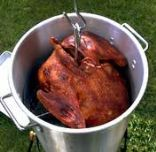 Deep Fried Turkey ~ What You Will Need: