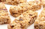 Chewy-Crunchy Granola Bars