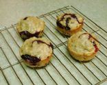 Kayla's Coconut Banana Blueberry Muffins