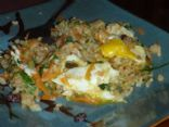 Dirty Rice and Egg